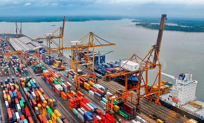 Puerto marítimo de Buenaventura de gran importancia para el país